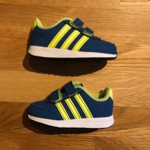 shoes baby boy adidas